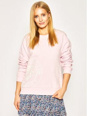 TOMMY HILFIGER TOMMY HILFIGER Bluza Vincy Sweatshirt WW0WW27594 Różowy Regular Fit