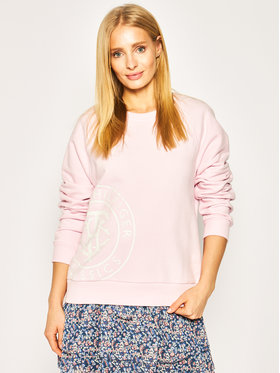 TOMMY HILFIGER TOMMY HILFIGER Sweatshirt Vincy Sweatshirt WW0WW27594 Rosa Regular Fit