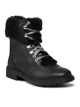 Clarks Clarks Ορειβατικά παπούτσια Astrol Hiker K 261616776 Μαύρο