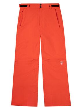 Rossignol Rossignol Spodnie narciarskie RLIYP03 Czerwony Regular Fit