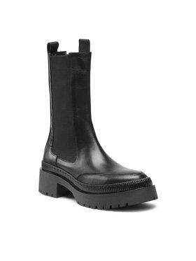 Sergio Bardi Sergio Bardi Outdoorová obuv SB-83-12-001358 Čierna