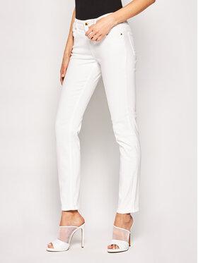 Versace Jeans Couture Versace Jeans Couture Jeansy Skinny Fit A1HVA0K4 Biały Skinny Fit