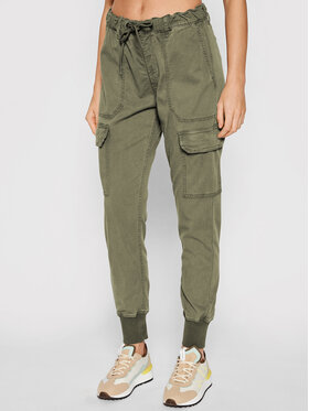 Pepe Jeans Pepe Jeans Joggery New Crusade PL211492 Zielony Relaxed Fit