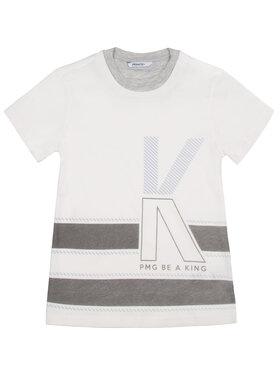 Primigi Primigi T-Shirt 43222121 Biały Regular Fit