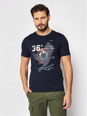 Aeronautica Militare Aeronautica Militare T-shirt 211TS1862J512 Blu scuro Regular Fit