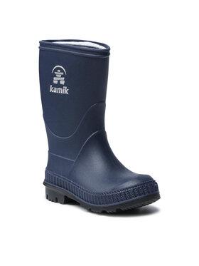 Kamik Kamik Bottes de pluie Stomp EK6149 Bleu marine