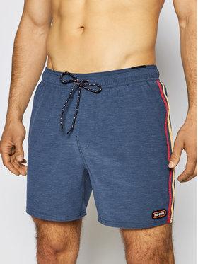 Rip Curl Rip Curl Pantaloni scurți pentru înot Surf Revival Volley CBOQJ9 Bleumarin Regular Fit