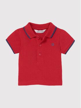 Mayoral Mayoral Polo marškinėliai 190 Raudona Regular Fit