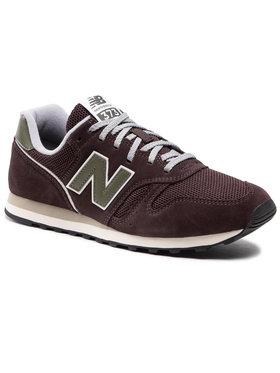 New Balance New Balance Sneakersy ML373RB2 Hnedá