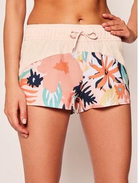 Roxy Roxy Pantaloni scurți de plajă Catch A Wave ERJBS03154 Colorat Regular Fit