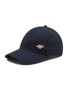 4F 4F Czapka z daszkiem H4L21 CAD004 Granatowy