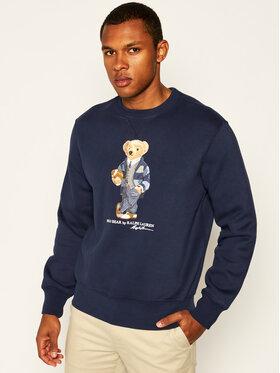 Polo Ralph Lauren Polo Ralph Lauren Bluză Magic 710782859 Bleumarin Regular Fit