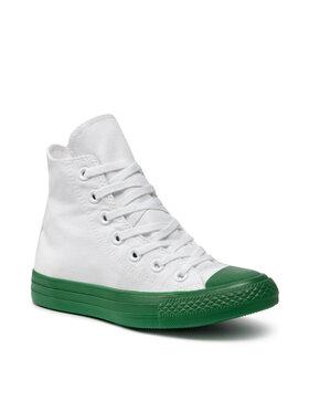 Converse Converse Sneakers aus Stoff Ctas Hi 156766C Weiß