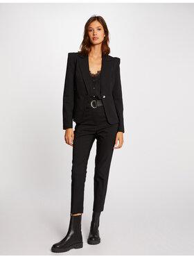 Morgan Morgan Чино панталони 212-PAUDIA Черен Regular Fit