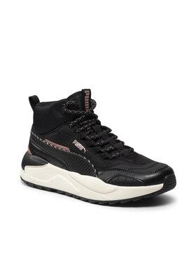 Puma Puma Sneakersy X-Ray 2 Square Mid Wtr 373020 07 Černá