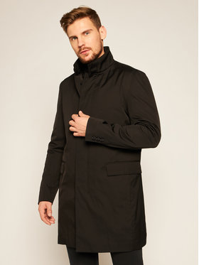 Strellson Strellson Преходно палто 11 Mayfair 30023258 Черен Regular Fit