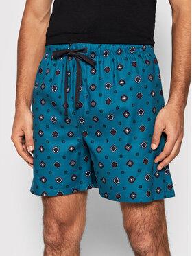 Cyberjammies Cyberjammies Szorty piżamowe Geo 6637 Niebieski