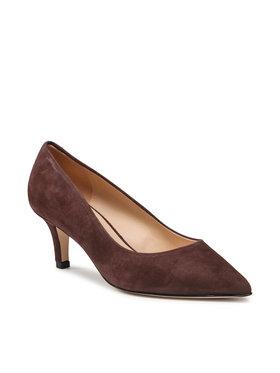 Solo Femme Solo Femme Chaussures basses 48901-02-M28/000-04-00 Marron