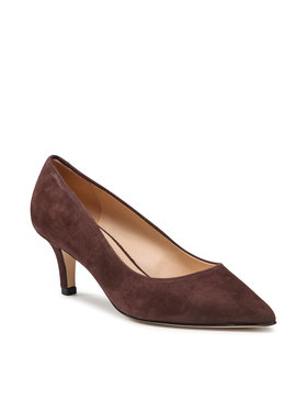 Solo Femme Solo Femme Κλειστά παπούτσια 48901-02-M28/000-04-00 Καφέ
