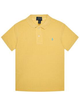 Polo Ralph Lauren Polo Ralph Lauren Polokošeľa 322603252021 Žltá Regular Fit