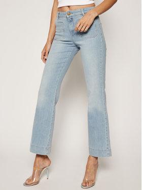 Wrangler Wrangler Jeans Regular Fit Flare W233VG12Y Bleu Regular Fit