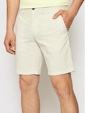 Tommy Hilfiger Tommy Hilfiger Kratke hlače Brooklyn MW0MW18348 Siva Regular Fit