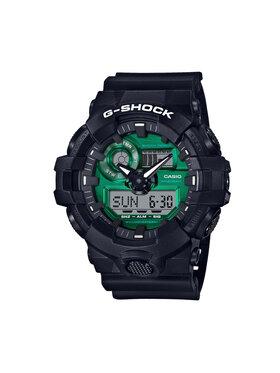 G-Shock G-Shock Hodinky GA-700MG-1AER Čierna