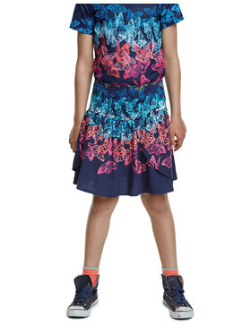 Desigual Desigual Sijonas Fal Honolulu 20SGFK07 Regular Fit
