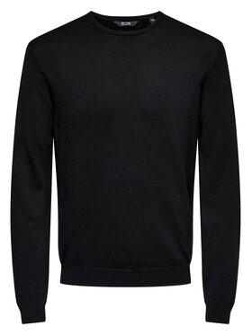 Only & Sons ONLY & SONS Пуловер Wyler 22020088 Черен Regular Fit