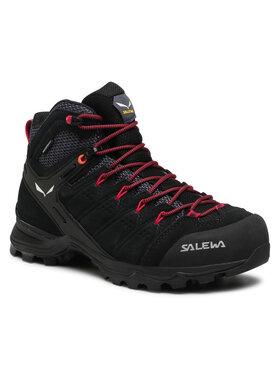 Salewa Salewa Chaussures de trekking Ws Alp Mate Mid Wp 61385-0998 Noir