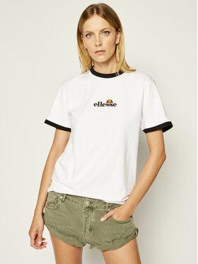 Ellesse Ellesse Marškinėliai Serafina Tee SGE08417 Balta Regular Fit