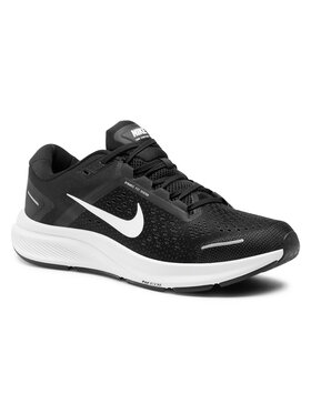 NIKE NIKE Обувки Air Zoom Structure 23 CZ6720 001 Черен