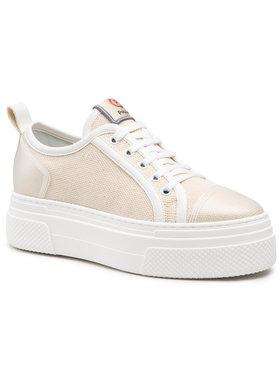 Pollini Pollini Sneakersy SA15075G1CXG310A Beżowy