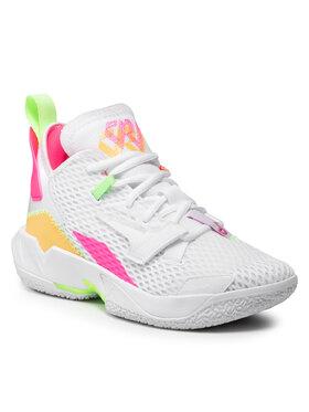 Nike Nike Buty Jordan Why Not Zero.4 (GS) CQ9430 102 Biały
