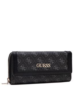 Guess Guess Velká dámská peněženka Washington (Sg) Slg SWSG81 24620 Černá