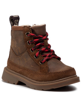Ugg Ugg Turistická obuv T Robley Weather 1112458T Hnědá