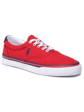 Polo Ralph Lauren Polo Ralph Lauren Sneakers aus Stoff Thorton 816829748005 Rot
