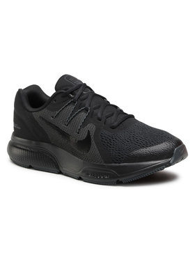 Nike Nike Boty Zoom Span 3 CQ9269 002 Černá