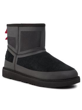 Ugg Ugg Pantofi M Classic Mini Urban Tech Wp 1103877 Negru