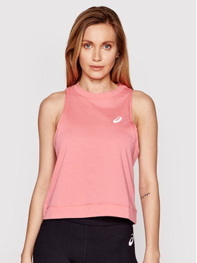 Asics Asics Marškinėliai Jane 2032B952 Rožinė Slim Fit