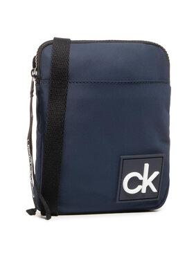 Calvin Klein Calvin Klein Saszetka Flat Pack S K50K506014 Granatowy