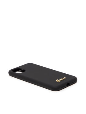 Guess Guess Pouzdro na mobil GUHCN6 1LSLM Černá