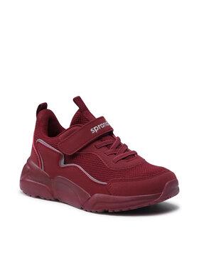 Sprandi Sprandi Sneakers CP40-20781W Bordeaux