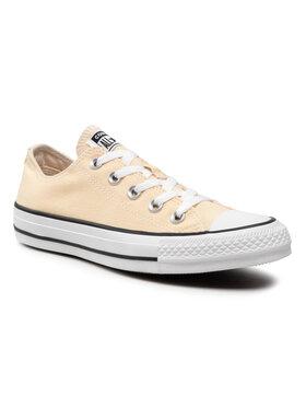 Converse Converse Plátěnky Ctas Ox 164295C Žlutá