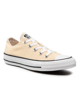 Converse Converse Sneakers aus Stoff Ctas Ox 164295C Gelb