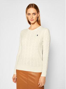 Polo Ralph Lauren Polo Ralph Lauren Pull Julianna Wool/Cashmere 211525764003 Beige Regular Fit