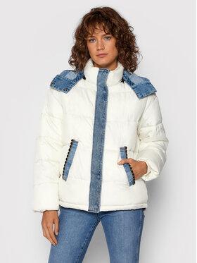 Desigual Desigual Pernata jakna Austen 21WWEW33 Bijela Regular Fit