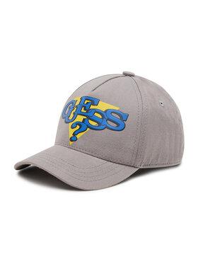 Guess Guess Καπέλο Jockey Delsin Logo ABDEL1 CO213 Γκρι