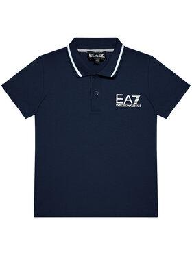 EA7 Emporio Armani EA7 Emporio Armani Polo 3KBF51 BJ02Z 1554 Blu scuro Regular Fit