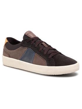 Geox Geox Sneakers U Warley B U926HB 0CL22 C6M6T Braun